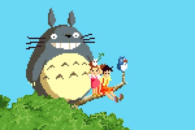 My Neighbor Totoro 1988