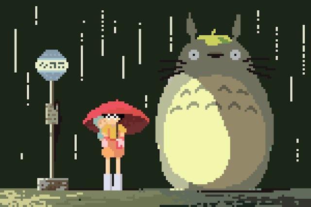 My Neighbor Totoro 2 1988