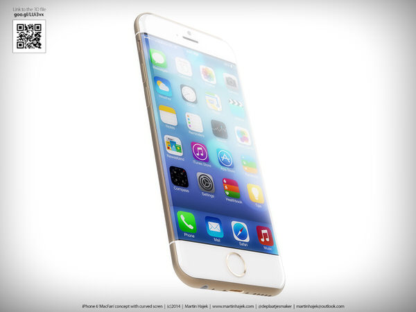 IPhone 6 ecran bordures 00