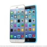 iPhone 6はデザインも大きく変わり曲面に沿うようなガラスを採用している?