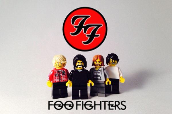 Lego rockstar 4