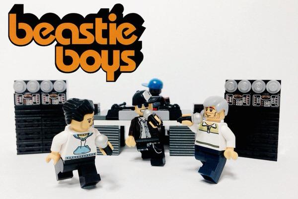 Lego rockstar 6
