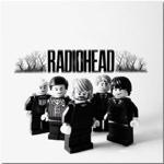 これは可愛い!世界的に有名なバンドをレゴで表現した写真