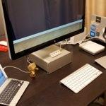 ディスプレイの高さは超重要!ディスプレイスタンド「HiRise for iMac」がいい感じだった!