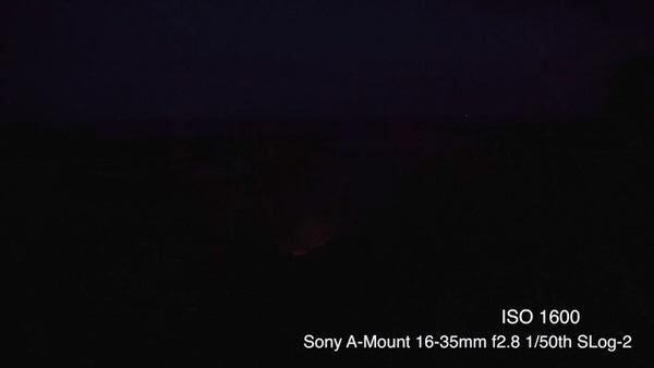 sony alpha 7s 1 驚愕した!夜が昼になるソニー「α7S」のISO 409600で撮影されたサンプル動画