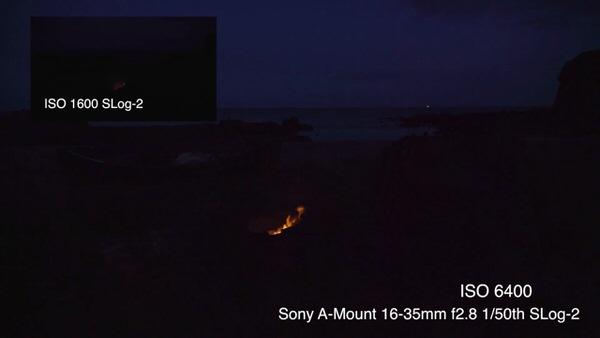 sony alpha 7s 3 驚愕した!夜が昼になるソニー「α7S」のISO 409600で撮影されたサンプル動画