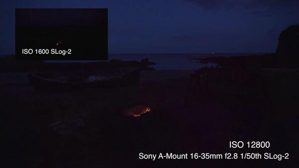 Sony alpha 7s 4