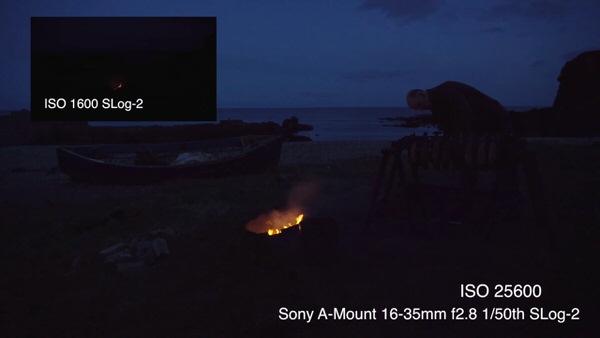 Sony alpha 7s 5