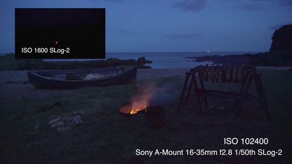 sony alpha 7s 7 驚愕した!夜が昼になるソニー「α7S」のISO 409600で撮影されたサンプル動画