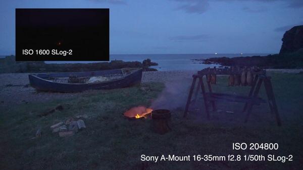 Sony alpha 7s 8