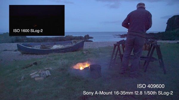 Sony alpha 7s 9