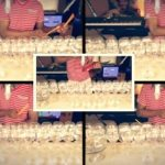 48個のワイングラスとフライパンで演奏するスーパーマリオが凄い!