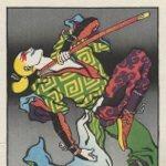 古いけど新しい!ゲームや漫画を浮世絵にしたアート作品「浮世絵ヒーロー」