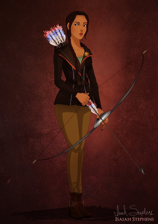 Disney princess cosplay 3