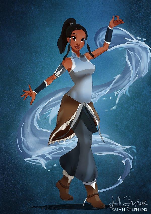 Disney princess cosplay 8