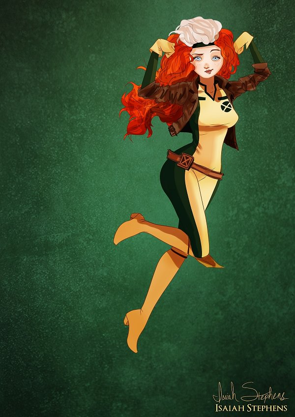 Disney princess cosplay 9
