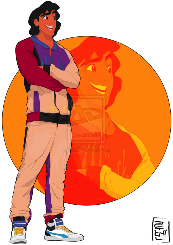 Disney real Aladdin