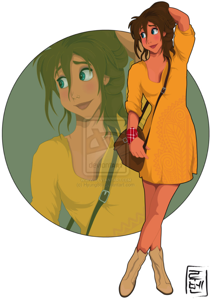 Disney real tarzan jane
