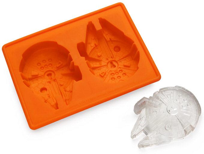 Ebf9 millennium falcon ice cube tray