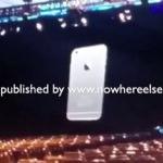 iPhone 6も出る?WWDC会場で撮影されたiPhone 6の発表用スライドのチェックをしている動画が流出?