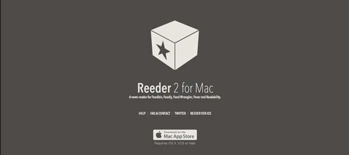 Macapp reeder2 release 1