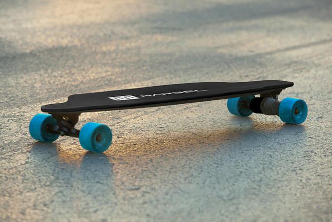 Marbel skateboard 1