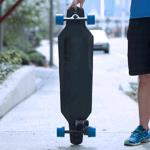 iPhoneから操作する普通のスケートボードにしか見えない電動スケートボード「Marbel」