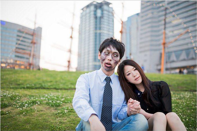 Pakutaso zombie 1