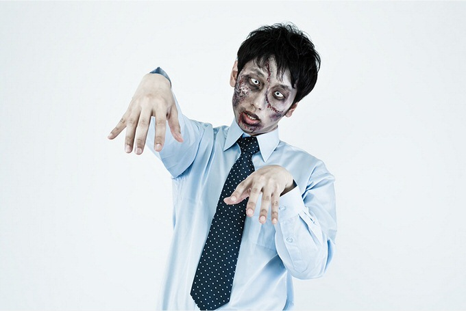 Pakutaso zombie 2