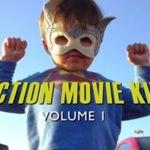 超すごい!子どもの遊びを映画のようにまとめた動画「Action Movie Kid」