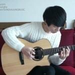 うますぎる!プロがギター1本でアナと雪の女王の「Let It Go」を演奏した動画