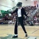 公開3日で100万再生!マイケル・ジャクソンのダンスを披露した高校生の動画
