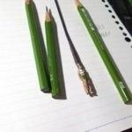 凄すぎる!「HUNTER×HUNTER」のゴンさんを鉛筆で再現してみた画像