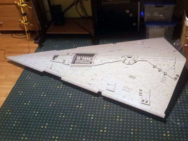 Lego Imperial Star Destroyer 15