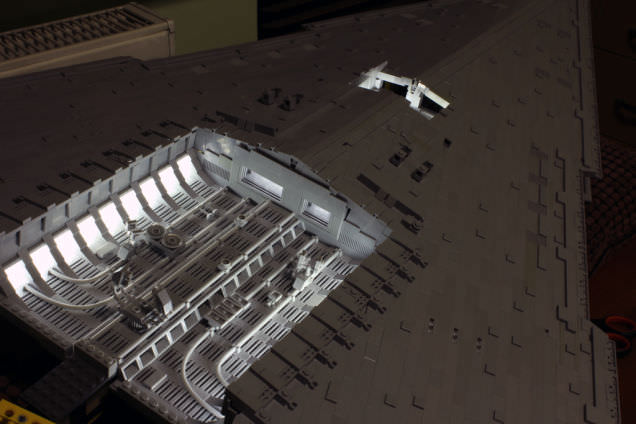 Lego Imperial Star Destroyer 17