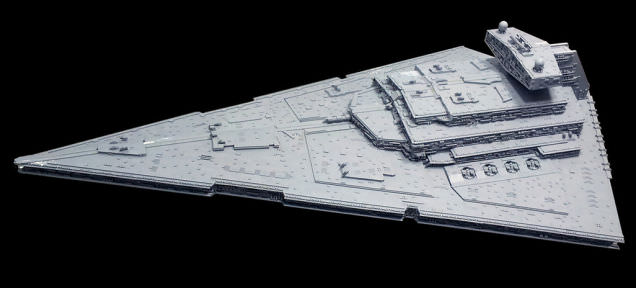 Lego Imperial Star Destroyer 4