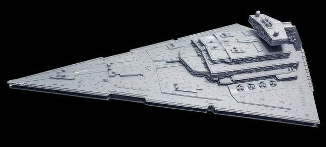 Lego Imperial Star Destroyer 4