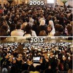 スティーブ・ジョブズが7年間で世界をどれだけ変えたのかわかる画像