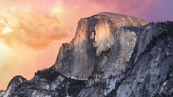 Yosemite Preview