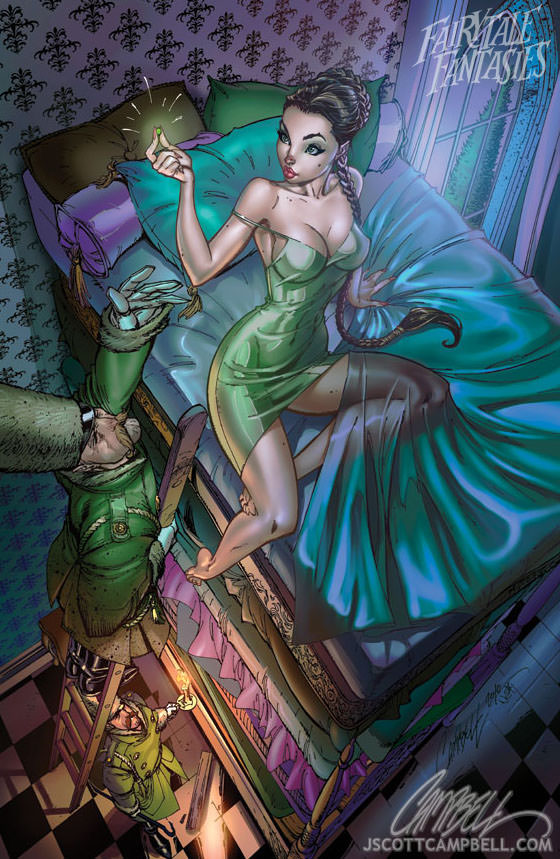 プリンセスと魔法のキス 2