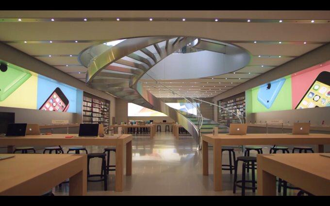 Apple omotesando youtube 1