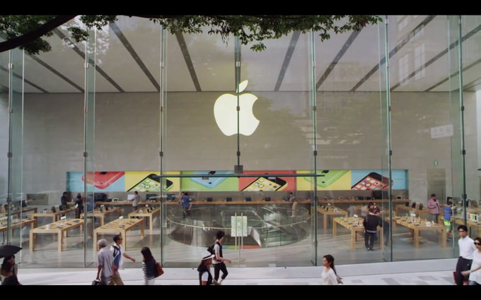 Apple omotesando youtube 3