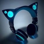 耳はスピーカー!猫耳型のヘッドホンの出資者を募集開始!