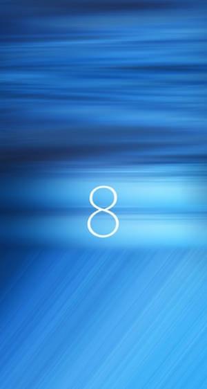 IOS 8 Logo Wallpaper AR7 preview copy