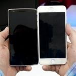 5.5インチ端末比較!5.5インチのiPhone 6とAndroid端末を比較した動画