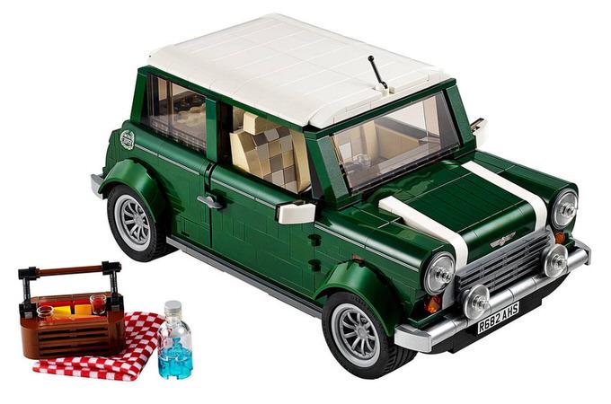 Lego mini cooper 1