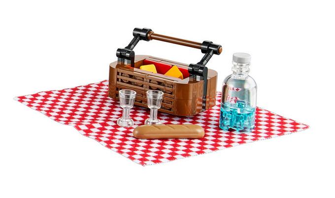 Lego mini cooper 5
