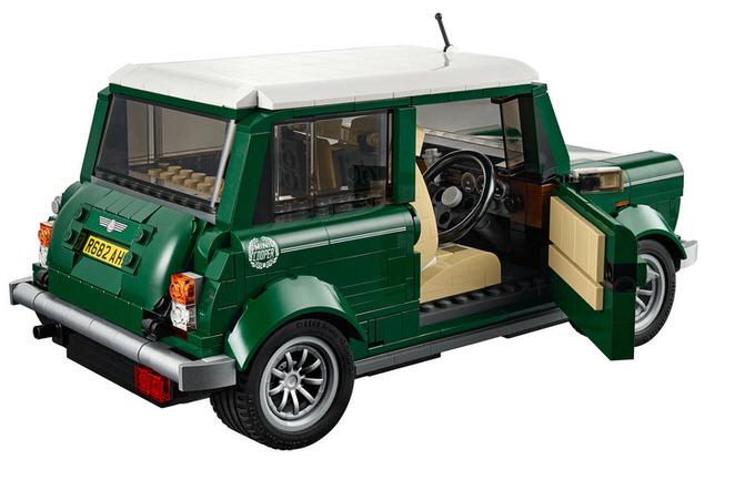 Lego mini cooper 6