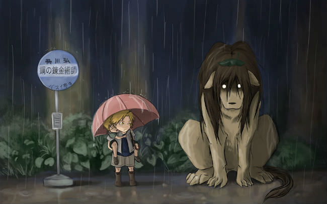 My neighbor totoro variations 11