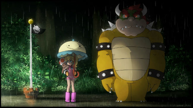 My neighbor totoro variations 2
